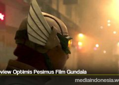 Review Optimis Pesimus Film Gundala