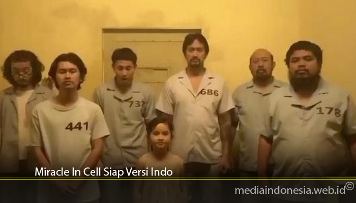 Miracle In Cell Siap Versi Indo